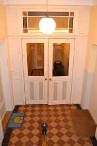 Hauseingang innen - Traumdachgeschosswohnung in Haidhausen