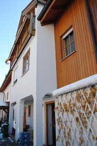 Hauseingang - Sonniges Reihenhaus mit liebevoll angelegtem Garten, Markt Schwaben
