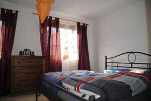 Schlafzimmer - Sonniges Reihenhaus mit liebevoll angelegtem Garten, Markt Schwaben