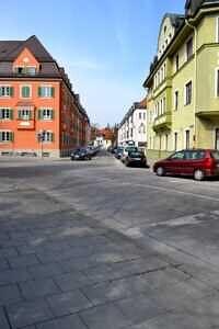 Bäckerstraße - 1-Zimmer Wohnung mit sonnigem Westbalkon