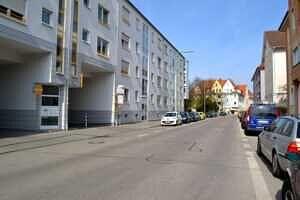 Bäckerstraße - 1-Zi-Wohnung mit sonnigem Westbalkon