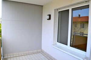 Balkon - 1-Zi-Wohnung mit sonnigem Westbalkon