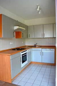 Küche - 1-Zi-Wohnung mit sonnigem Westbalkon