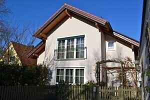 Aussenansicht - Architektenhaus in Steinhöring