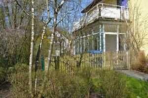 Aussenansicht - Sonnige Gartenwohnung in Bestlage von Solln