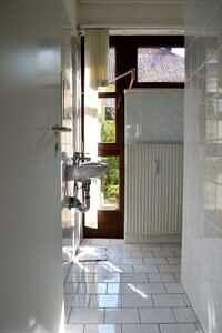 WC - Sonnige Gartenwohnung in Bestlage von Solln mit variabler Grundrissgestaltung