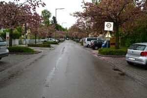 Anliegerstraße - Sonnige Gartenwohnung in Bestlage von Solln