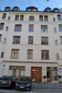 Fassade - Altbauwohnung in der Maistraße - Toplage in der Münchner City
