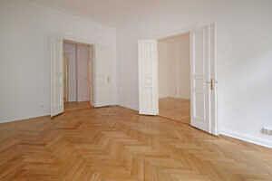 Wohnzimmer Stuckaltbau Winskiez top modernisiert