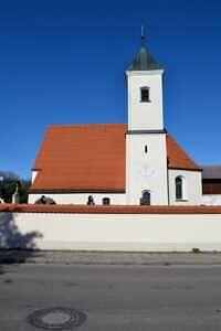 Katholische Kirche Baldham-Dorf