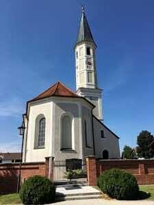 Katholische Kirche Grasbrunn