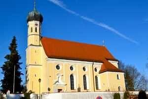 Katholische Kirche St. Georg Pöring