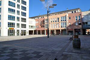 Marktplatz Baldham