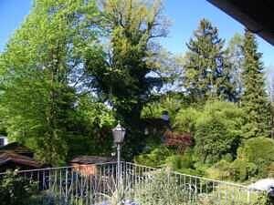 Einfamilienhaus Vaterstetten Terrassenblick 1. OG