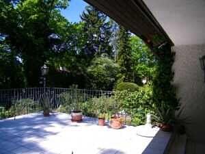 Einfamilienhaus Vaterstetten Terrasse 1. OG