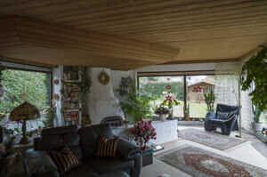 Einfamilienhaus Vaterstetten Wohnbereich
