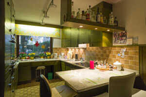 Einfamilienhaus Vaterstetten Küche
