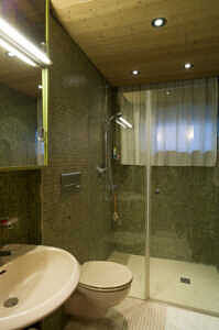 Einfamilienhaus Vaterstetten Duschbad 1. OG