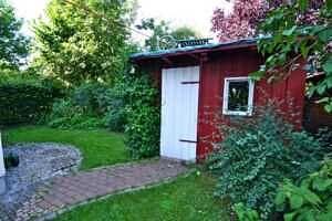 Doppelhaushälfte Vaterstetten Gartenhaus