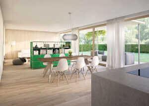 Exklusives Architektenhaus Kiefernweg - Wohnen