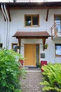 Modernisierte Doppelhaushälfte Grasbrunn - Eingang