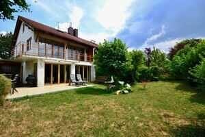 Modernisierte Doppelhaushälfte Grasbrunn - Garten