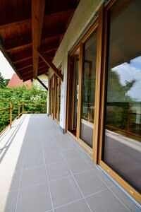 Modernisierte Doppelhaushälfte Grasbrunn - Balkon
