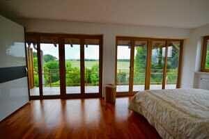 Modernisierte Doppelhaushälfte Grasbrunn - Schlafzimmer
