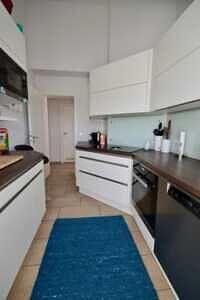 Küche, DG-Maisonette Wohnung Bestlage Waldtrudering