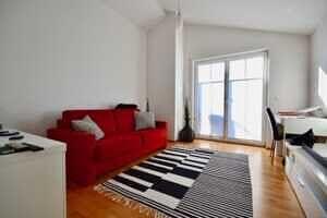 Arbeitszimmer, DG-Maisonette Wohnung Bestlage Waldtrudering