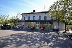 Bahnhofsvorplatz Kirchseeon