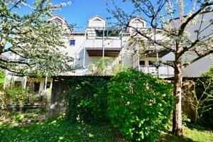 Balkon, Wohnung mit Südwestbalkon und Garten in Kirchseeon