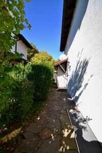 Doppelhaushälfte Vaterstetten - Weg zum Hauseingang