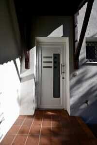 Doppelhaushälfte Vaterstetten - Eingangstür