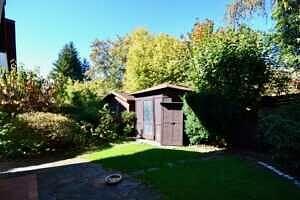 Doppelhaushälfte Vaterstetten - Garten