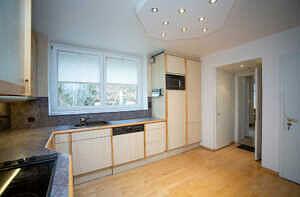 DHH Baldham: Küche, Ansicht 2