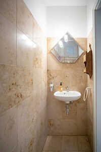 DHH Baldham: Gäste-WC