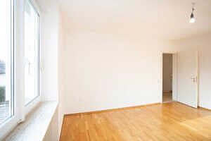 DHH Baldham: Schlafzimmer, Ansicht 2