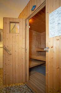 DHH Baldham: Sauna