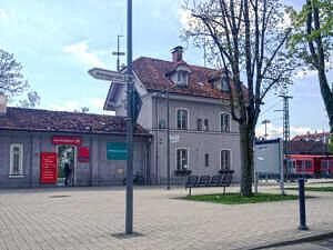 Bahnhof Ebersberg