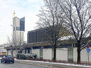 Pfarrkirche Maria Königin in Baldham
