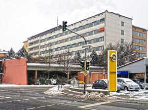 Kreiskrankenhaus Ebersberg