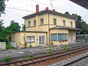 Bahnhof Feldkirchen