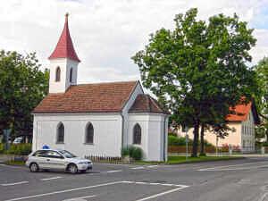 Ulrichskapelle in Heimstetten