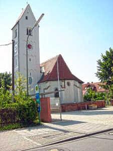 Kirche St. Martin in Ottendichl