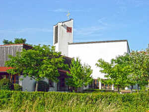 Cantatekirche Kirchheim