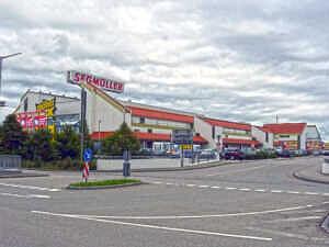 Möbelmarkt in Parsdorf