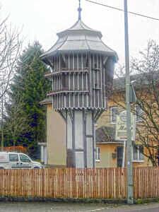 Taubenhaus in Eglharting