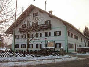 Ehemaliges Bauernhaus in Zorneding, heute Hotel