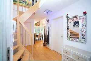 DG-Maisonette-Wohnung Gronsdorf: Eingangsbereich